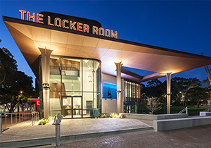 The Locker Room Hotel